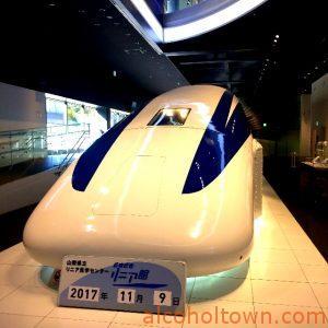 超電導リニア体験乗車
